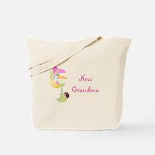 New Grandma (pink) Tote Bag