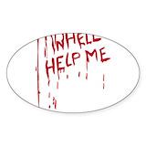 Hellraiser Stickers