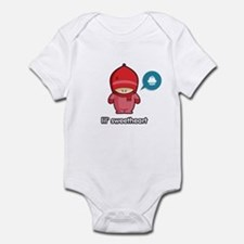 Sweetheart PNK Infant Bodysuit