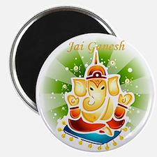 "Cute Ganesh 2.25"" Magnet (10 pack)"