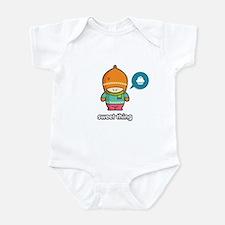 Sweet Thing ORA-PNK Infant Bodysuit