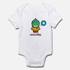 Sweet Thing GRN-RED Infant Bodysuit