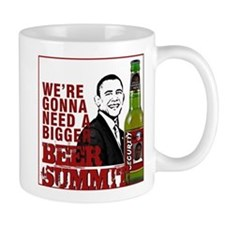 Barry Brew Anti-Obama Small Mug
