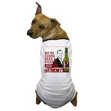 Barry Brew Anti-Obama Dog T-Shirt