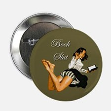 Book Slut Button