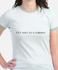 Get Thee to a Library T