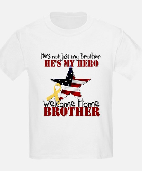 He's not just my Brother, He' T-Shirt