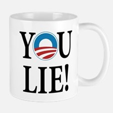 Obama lies Mug