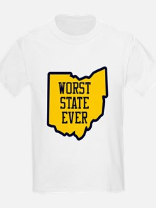OSU Worst State Ever T-Shirt