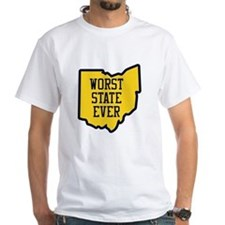 OSU Worst State Ever T-Shirt