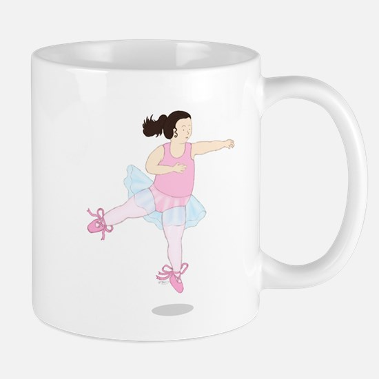 Wholesome Leaping Ballerina Mug