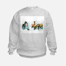 Snow Foals Sweatshirt