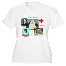 Unique Red cross T-Shirt
