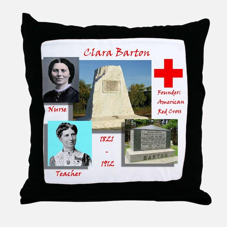 Cute Barton Throw Pillow