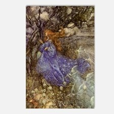 Rackham Fairy Postcards (Package of 8)
