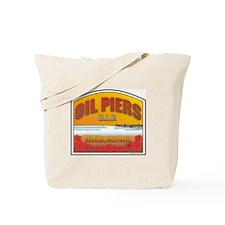 Oil Piers Ventura Ca. Tote Bag