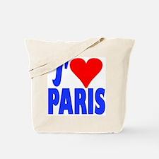 J'adore Paris Tote Bag