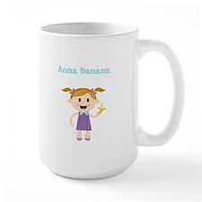 Anna Banana Mug