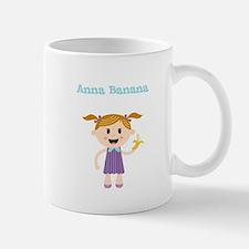 Anna Banana Small Small Mug