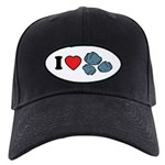 I Love Rocks Black Cap