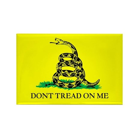 Dont Tread Rectangle Magnet