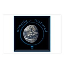 Simply Natural Earth Postcards (Package of 8)