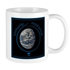 Simply Natural Earth Mug