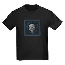 Simply Natural Earth Kids Dark T-Shirt
