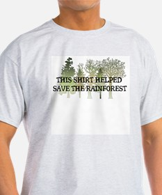 Unique Save the rainforest T-Shirt