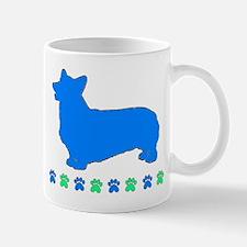 Pembroke Paws Mug