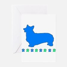 Pembroke Paws Greeting Cards (Pk of 10)