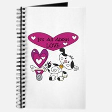 All About Love Journal