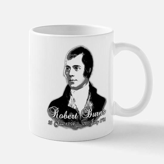 Robert Burns Commemorative Mug