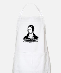 Robert Burns Commemorative Apron