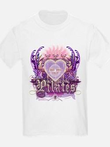Find Your Core Pilates T-Shirt