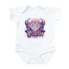 Find Your Core Pilates Infant Bodysuit