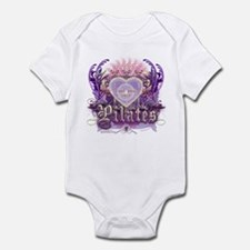 Find Your Core Pilates Infant Bodysuit