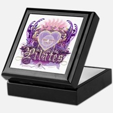 Find Your Core Pilates Keepsake Box