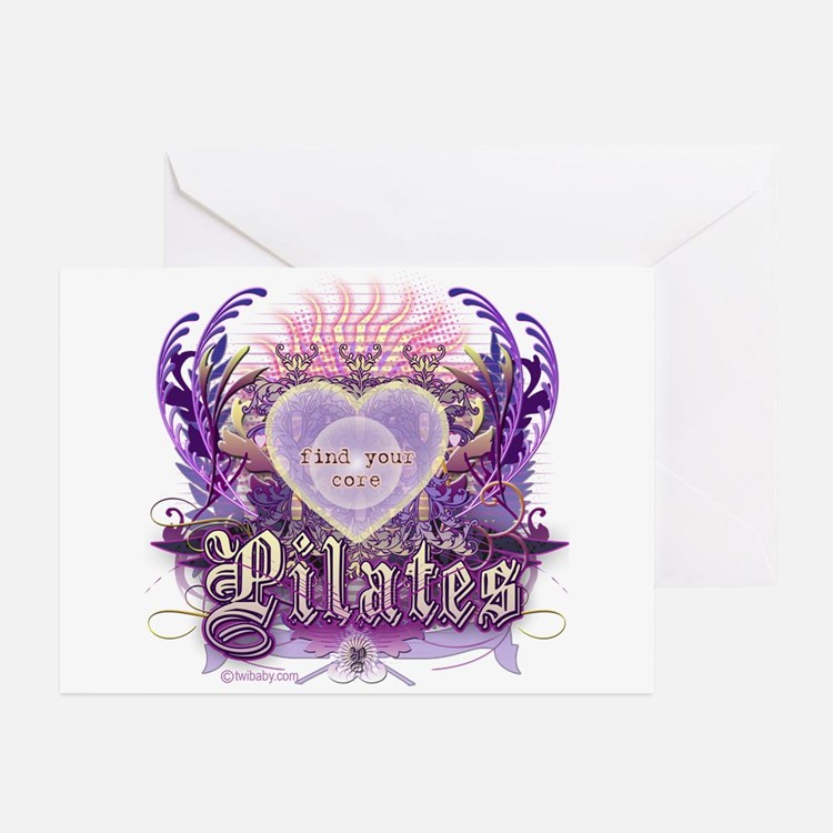 Find Your Core Pilates Greeting Cards (Pk of 20)