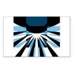 Composite Logo Rectangle Sticker 50 pk)
