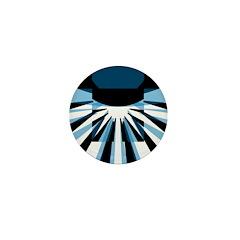 Composite Logo Mini Button (10 pack)