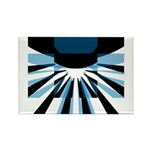 Composite Logo Rectangle Magnet (100 pack)