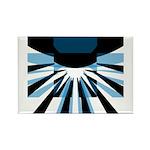 Composite Logo Rectangle Magnet (10 pack)