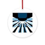 Composite Logo Ornament (Round)