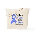 Hero - Esophageal Cancer Tote Bag