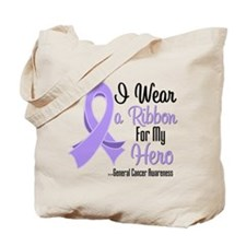 Hero - General Cancer Tote Bag