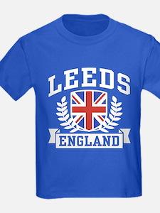 Leeds England T
