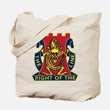 2-14 infantry BN (Golden Drag Tote Bag