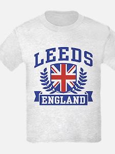 Leeds England T-Shirt
