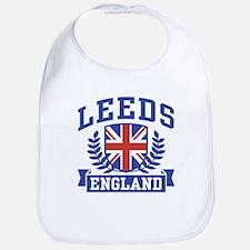Leeds England Bib